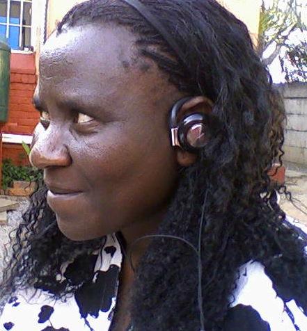Rosemary listening