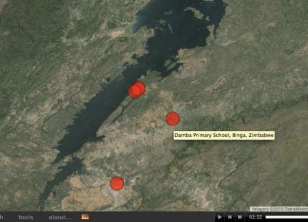 All Africa Sound Map - Damba Primary