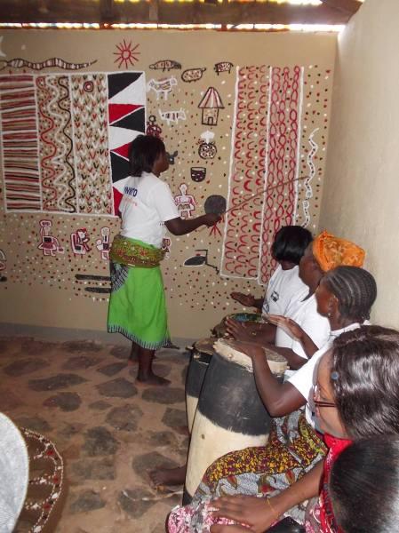 Mbusa teachings - photo Agness Buya Yombwe
