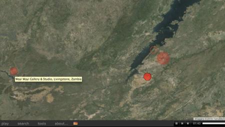 Wayi Wayi on Aporee Maps