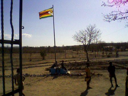 Zim flag Tyunga School