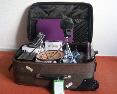 luggage of equipment for Zubo copy