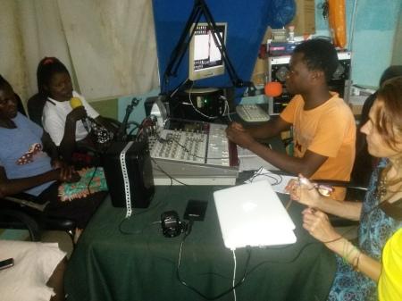 6 Radio Reports from Binga